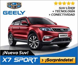 geely x7 sport