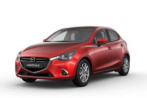 Mazda 2 Sport en Chile