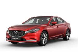 Nuevo Mazda 6 en Chile