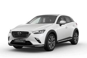 Nuevo Mazda CX-3 en Chile